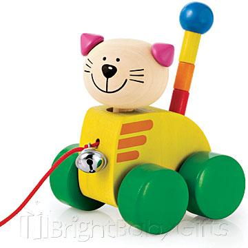 Selecta Tinka Pull Along Toy