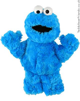 Gund Sesame Street Cookie Monster