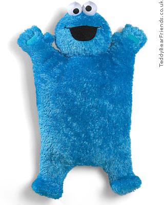 Gund Sesame Street Cushie Cookie Monster