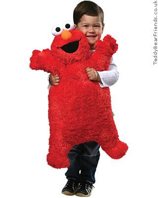 Gund Sesame Street Cushie Elmo