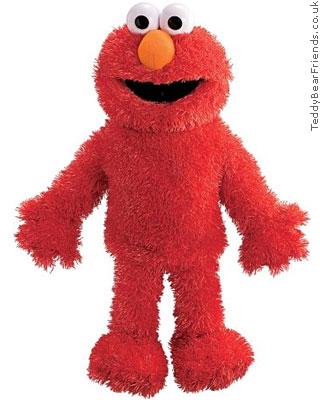 Gund Sesame Street Elmo Full Puppet