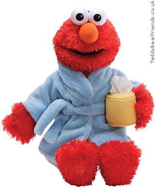 Gund Sesame Street Feel Better Elmo