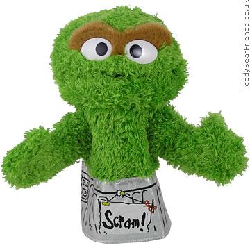Gund Sesame Street Oscar
