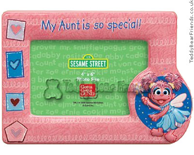 Gund Sesame Street Photo Frame