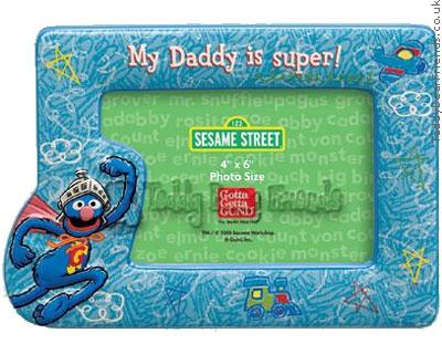 Gund Sesame Street Photograph Frame