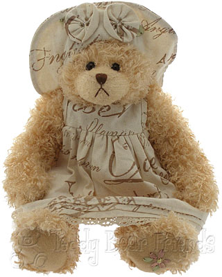 Settler Bears Girls Bear Bronte