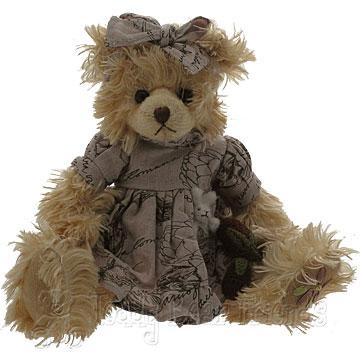 Settler Bears Girls Teddy  Bear Clover