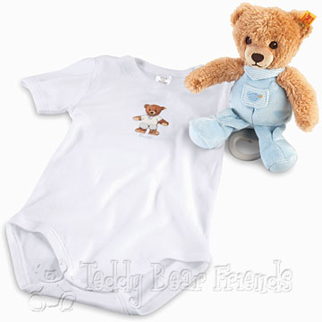Steiff Baby Sleep Well Bear Music Box Gift