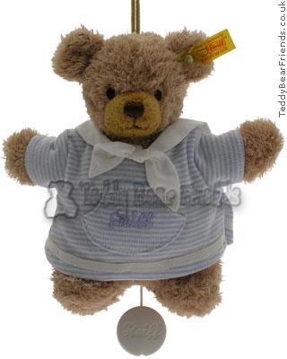 Steiff Baby Sleep Well Bear Musical