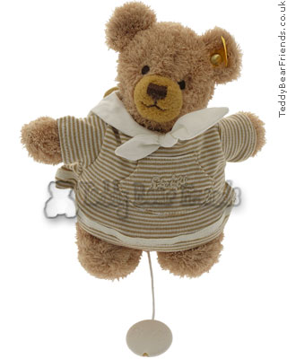 Steiff Baby Sleep Well Musical Bear