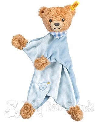 Steiff Baby New Sleep Well Teddy Bear Comforter