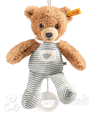 Steiff Baby Sleep Well Teddy Bear Music Box