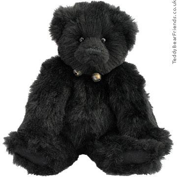 Charlie Bears Small Black Bear