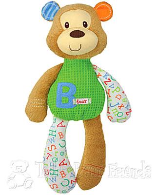 Rainbow Designs Smarty Kids Baby Teddy Bear