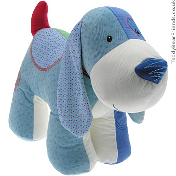 Baby Gund Snoodle Blue Dog
