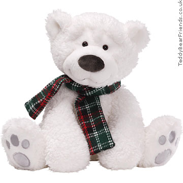 Gund Snowsly Polar Bear