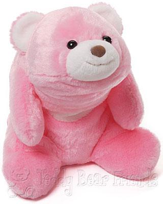 Gund Snuffles Pink Soft Toy