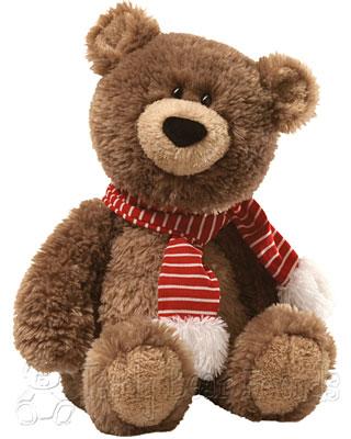 Gund Snuffy Snugglebottoms Teddy Bear
