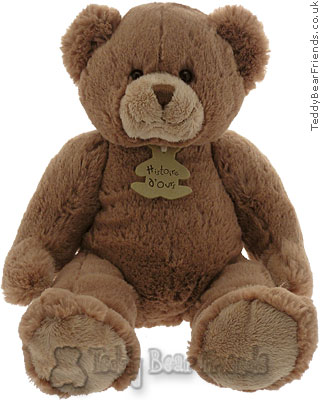 Histoire d'Ours Soft Bear