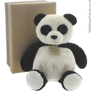 Histoire d'Ours Soft Panda Bear