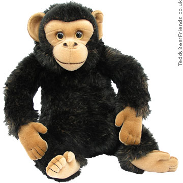 Gund Jeepers Peepers Chimpanzee