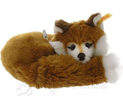 Steiff Soft Toy Fox