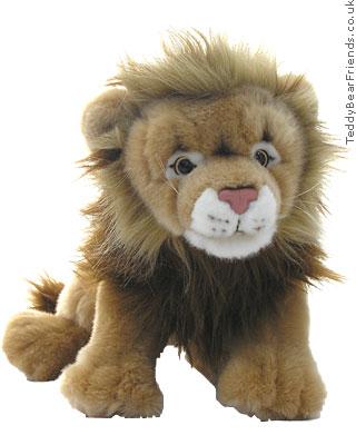 Teddy Hermann Soft Toy Lion