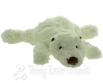 Teddy Bear Friends Exclusive Soft Toy Polar Bear