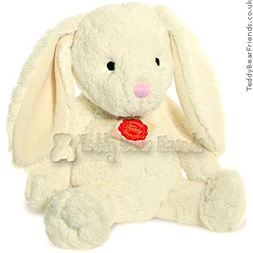 Teddy Hermann Soft Toy Rabbit For Baby
