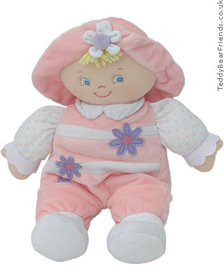 Baby Gund Sonja Girls Doll