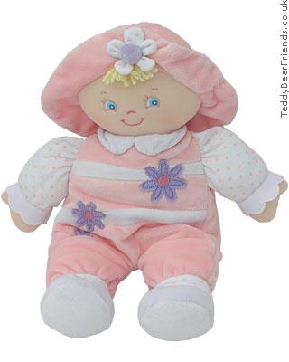 Baby Gund Sonja Girls Doll