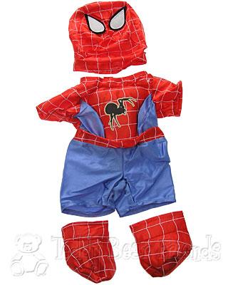 Teddy Bear Clothes Shop Spiderman Outfit For A Teddy Bear