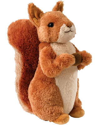 Gund Squirrel Nutkin