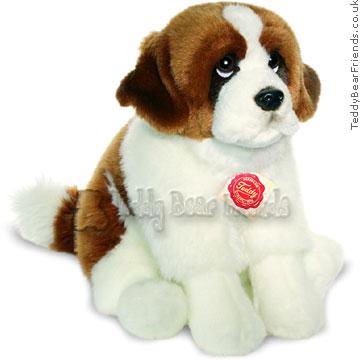 Teddy Hermann St Bernard Dog Toy