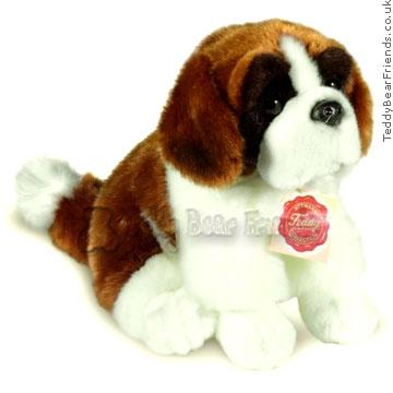 Teddy Hermann St Bernard Dog
