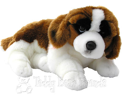 Teddy Hermann St Bernard Puppy