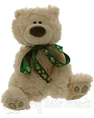 Teddy Bear Friends Exclusive St Patricks Day Teddy Bear