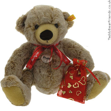 Teddy Bear Friends Exclusive St Valentines Bear