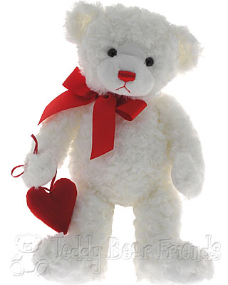 Teddy Bear Friends Exclusive St Valentines Day Bear