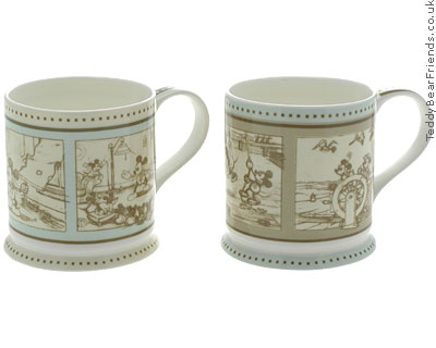 Steam Boat Mickey Mouse Mugs Churchill STBO00011
