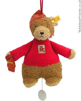 Steiff Baby Elf Bear Musical