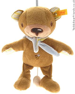 Steiff Baby Baby Bear Benny Musical
