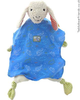 Steiff Baby Boy Lamb Comforter