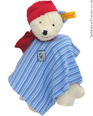 Steiff Baby Polar Bear Comforter