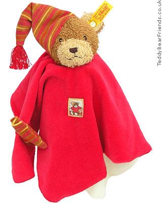 Steiff Baby Elf Bear Comforter