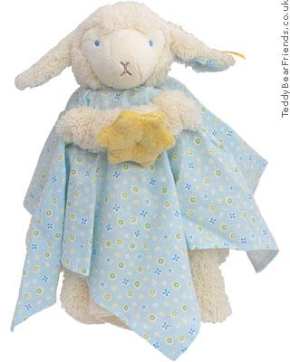 Steiff Baby Little Lamb Comforter