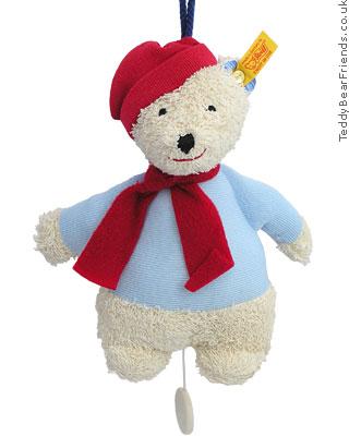 Steiff Baby Polar Bear Musical