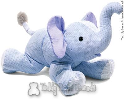 Steiff Baby Circus Elephant Soft Toy