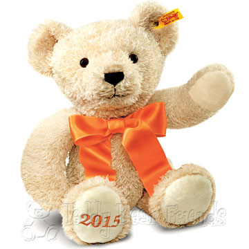 Steiff Cosy Year Teddy Bear 2015