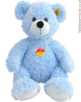Steiff Fynn Blue Bear